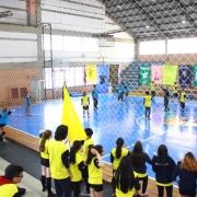 Dia de jogos esportivos na XXVI Gincana Dorense