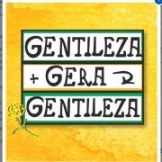 Projeto Gentileza gera Gentileza