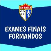 Exames Finais - Formandos