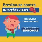 Colégio promove ações de combate às infecções virais
