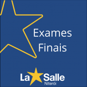 Confira os conteúdos e horários dos Exames Finais