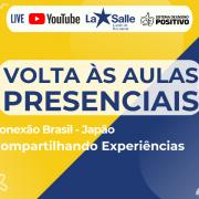 LIVE   Troca de Experiências: Conexão Brasil - Japão