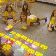 Projeto Step By Step - 1º ano A