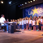 Apresentação do Coral La Salle