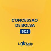Concessão de Bolsas 2022