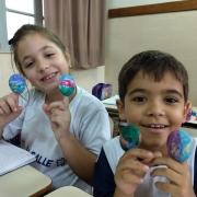 Pintando Ovos de Páscoa – 2º ano