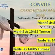 Celebração de Páscoa