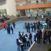 Grêmio Estudantil promove recreio musical