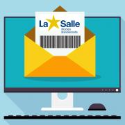 Envio de boleto online por link no email dos pais
