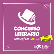 Concurso Literário prorroga prazo para inscrições