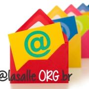 Domínio de emails passa a ser @lasalle.org.br