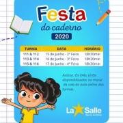 Festa do Caderno 2020