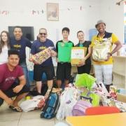 Entrega de doações conclui ações do Natal Solidário