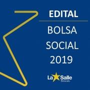 Bolsa Social 2019 - Novos  Candidatos