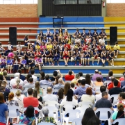 Orquestra de Flautas emociona pais e familiares