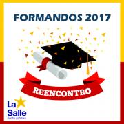 Reencontro Formandos 2017
