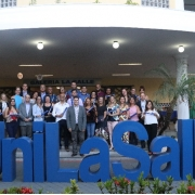 Formatura de Professores na UniLaSalle
