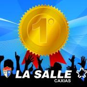 ENEM 2012:<br> La Salle Caxias em 1° Lugar