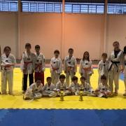 Equipes de Taekwondo do La Salle Xanxerê