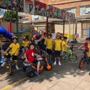 Férias no La Salle Caxias - Dia da bike