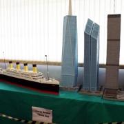 Exposição de Construções do Aluno Lucas Scopel