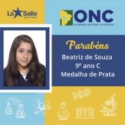 Premiação - Olimpíada Nacional de Ciências