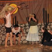Apresentações de peças teatrais