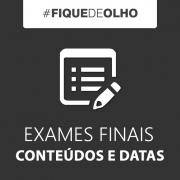 Exames Finais 2018