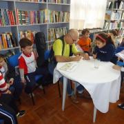 Uma sessão de autógrafos especial
