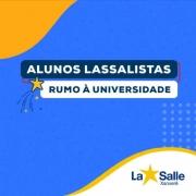 La Salle Xanxerê celebra destaques no Enem 2019