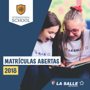 Matrículas Abertas 2018