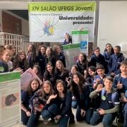 Projetos do Niterói no XIV Salão UFRGS Jovem