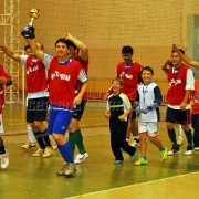 Equipe Vermelha Fatura Título da Copa La Salle