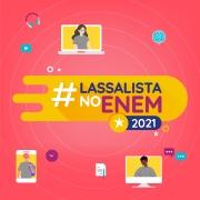#LassalistaNoEnem chega em sua segunda edição