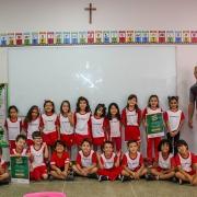 Voluntariado Lassalista - Projeto Mãos Unidas