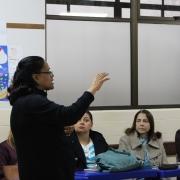 Educadores participam da Jornada Pedagógica