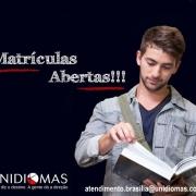 Unidiomas - Matrículas Abertas