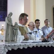 Missa celebra o Tricentenário da morte de La Salle