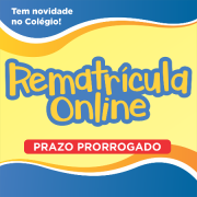 Rematrícula Online tem prazo prorrogado até 10/01/20