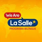 Programa Bilíngue - We Are La Salle