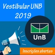 VESTIBULAR UNB 2019