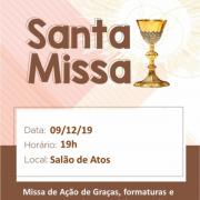 LSSA convida para Celebração Eucarística