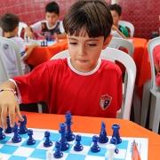 Festival Interescolar de Xadrez - Etapa Torre