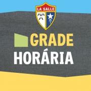 Grade Horária 2018