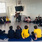 Projeto Adolescer é oferecido aos estudantes