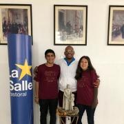 La Salle Abel no Curso Crescer 2018
