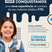 Venda dos Livros Didáticos – FTD