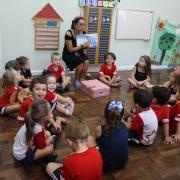 Educação Infantil dá início ao Programa Bilíngue