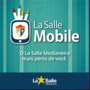 Pais conhecem o aplicativo La Salle Mobile