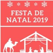 Confira as orientações para a Festa de Natal 2019